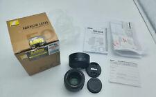 Obiettivo Nikon AFS 50 mm f 1.8 G Nital in garanzia
