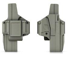 Z8017 IMI Defense MORF-X3 IWD OWB Revolutionary Green Holster for Glock 17 -U