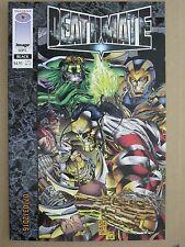 1993 VALIANT COMICS DEATHMATE BLACK REGULAR EDITION FIRST GEN 13 APPEARANCE