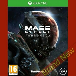 MASS EFFECT ANDROMEDA XBOX ONE ~ Game in English - Brand New & Sealed