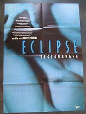 ECLIPSE - BEGEGNUNGEN - Filmplakat A1 - Jeremy Podesma