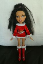 Bratz Holiday Yasmin doll in original clothes.