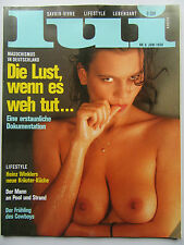 Lui ( D) 6/1990, Annabella, Nastassja Kinski, Larry Hagman, Michael Douglas