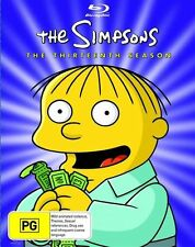 Collector's Edition Comedy The Simpsons DVDs & Blu-ray Discs