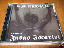"""Tribute to JUDAS ISCARIOT"" CD xasthur leviathan krieg"