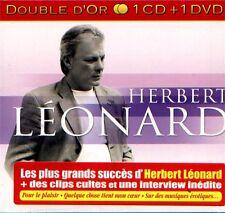 - CD + DVD - HERBERT LEONARD - Les plus grands succès