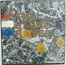 STONE ROSES LP The Stone Roses SEALED Debut Album Heavyweight Vinyl 180 Gm NEW