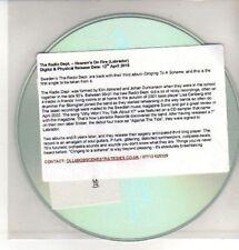 (CQ353) The Radio Dept., Heaven's On Fire - 2010 DJ CD