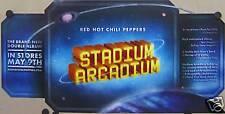 RED HOT CHILI PEPPERS POSTER, STADIUM ARCADIUM  (R3)