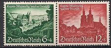 Germany Third Reich 1940 Mi# 748-749 MH Re-Incorporation of Eupen & Malmedy *