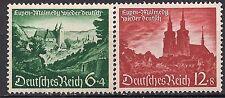 Germany Third Reich 1940 Mi# 748-749 MH Re-Incorporation of Eupen & Malmedy *