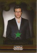 Panini 2011 Americana Material costume relic proof Dean McDermott 83 25 Made