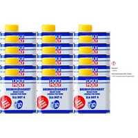 15x Liqui Moly Bremsflüssigkeit SL6 DOT 4 Bremsen Flüssigkeit Brake Fluid 500 ml