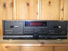 Harman Kardon DC520 Doppel-Kassetten-/Tape-Deck Dolby