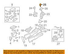 HONDA OEM 06-11 Civic Transmission Gear-Shift Knob Shifter Handle 54130SNAA81