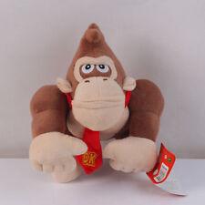 "Super Mario Brothers Donkey Kong 9"" Plush Figure Toy Stuffed Doll US SELL"