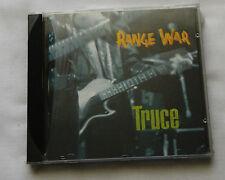 RANGE WAR Truce HOLLAND CD PROVOGUE PRD 70332 (1992) hard rock - SEALED!!!
