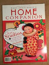 Mary Engelbreit Home Companion Magazine Paper Doll February March 2001