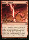 Chain Lightning FOIL | NM | Eternal Masters | Magic MTG