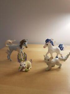 Schleich fantasy figures