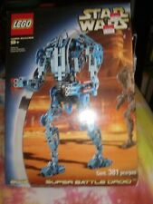 LEGO 8012 Star Wars  Super Battle Droid Technic Sealed NEW