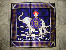 Feng Shui - 2015 Precious Elephant Scarf with Increasing Wealth Amulet