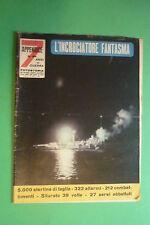 7 Années De Guerre Photostory 1960 VOL.24 L'Cruiser Saint Giorgio