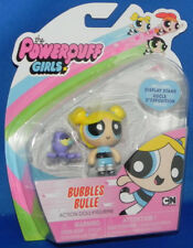 Powerpuff Girls Bubbles Action Doll Figurine Spin Master NIP Bulle