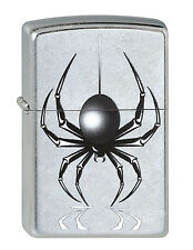 Zippo Spider Hanging Spinne hängend Cool   2002782  Neu Feuerzeug