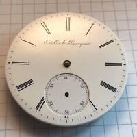 Bourquin Uhrwerk Hohe Qualität, Schönes Zifferblatt