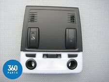 NEW GENUINE BMW 1 3 SERIES BLACK SWITCH ROOF LIGHT CONSOLE SOS UNIT 61319205127