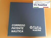 SET KIT CARTEGGIO PATENTE NAUTICA corredo patente nautica squadrette compasso
