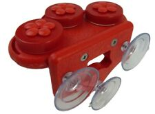 Triple Window Nectar Dots Red on Red HummingBird Feeder - Free Shipping