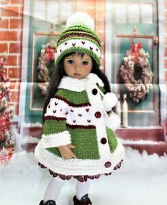 """Outfit, shoes for Little Darling, Dianna Effner 13"""", BJD"""