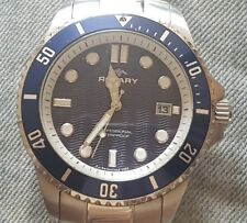 Mens Rotary aquaspeed divers style watch