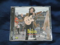 The Beatles Rooftop Concert 2 CD D Cover London Rooftop Performance January 1969