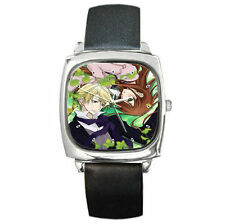 Earl and fairy Ultimate Gift Leather Wrist Watch Girls Boys Anime Watch