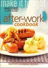 Australian Women's Weekly ~ make it tonight AFTER-WORK COOKBOOK ~ mini cookbook