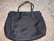 Black Nylon Kate Spade Handbag with Gold Hardware **NEVER WORN**