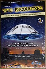 U.F.O. Encounters UFO inkl. Led Beleuchtung, 1:72, Atlantis 1007