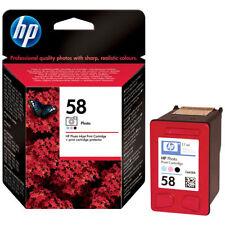 GENUINE HP HEWLETT PACKARD HP 58 PHOTO INK CARTRIDGE C6658AE C6658A