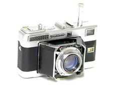 Voigtländer Vitessa L Objektiv Ultron 1:2/50 Sucherkamera mit original Tasche
