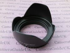 62mm Lens Hood 62mm Screw Mount For Nikon Nikkor Z DX 50-250mm F4.5-6.3 VR Lens