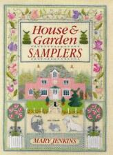 House and Garden Samplers-Mary Jenkins