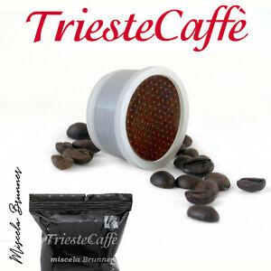 100 capsule compatibili Lavazza Espresso Point Triestecaffè cremoso caffe cialda