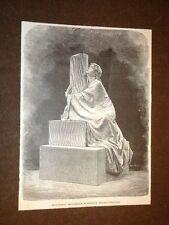 Monumento sepolcrale di Adelaide Maraini Pandiani