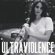 Lana del Rey Ultraviolence CD 11 titres (2014 Polydor Ltd)