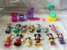 Mickey Mouse Clubhouse Figures 13 Figures Mickey Minnie Daisy Donald
