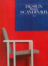 Design from Scandinavia, No 14 (1986 Large Softcover)