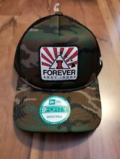 New Era Forever Collectible Andy Irons Camouflage Snapback Hat AI Surf trucker